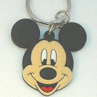 "1.5"" Mickey Mouse Disney Channel Clubhouse PVC Keychain Lot USA"