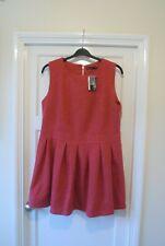 Primark Atmosphere Lined Wool Blend Skater Dress in Size 20 UK 48 EUR. BNWT.