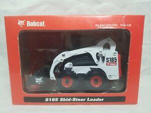 Bobcat S185 Skid Steer Loader Wan Ho Diecast 1:25 Scale Model Toy NIB