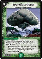 Duel Master TGC Sporeblast Erengi DM10 Shockwaves of the Shattered Rainbow