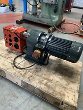 "Mechanical Power Tube And Pipe Notcher. 1/4 - 2"" Vat Included"