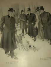 Fall /Winter 1907 1908 Original Fashion Catalog Pages Order Cards Victorian RARE