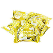 Butter Toffee Hard Candy  Drops 2 lbs