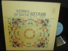 "Offenbach ""The Tales of Hoffmann"" Boxed set of 3 LP's with booklet"
