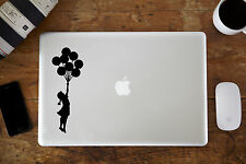 "Banksy Balloon Girl Decal for Apple MacBook Air/Pro Laptop 11"" 12"" 13"" 15"""