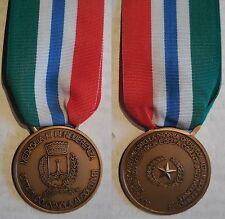 medaglia di benemerenza Colognola ai Colli Verona