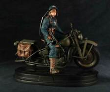 Gentle Giant Captain America on Motorcycle Statue 174/320 Marvel NEW SEALED