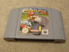MARIO KART 64 , N64 , NINTENDO 64 , PAL , GAME ONLY ....