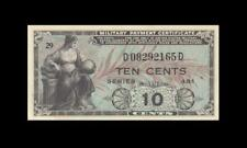 1951 MPC UNITED STATES 10 CENTS **SERIES 481** (( GEM UNC ))
