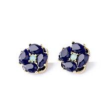 Blue Stud Earrings(SKU-6951)
