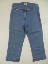 "Miss Sixty Capri Stretch Jeans "" Roxy "" 27 Ca 32/34 Light Blue Used / T144"