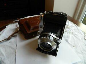 Balda Super Baldax Rangefinder  Folding Camera for spares/repair