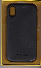 1 - OTTERBOX Symmetry case - Apple IPhone XR - Black - NIB
