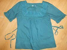 Dorothy Perkins Cotton Square Neck Hip Length Women's Tops & Shirts