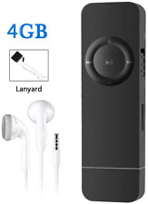 4GB MP3 Player with USB Flash Drive Portable HiFi Lossless Sound MP3 Music Playe