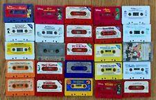 Walt Disney Cassette Large Tape Lot (25) Children Favorites
