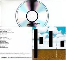 YANN TIERSEN Skyline 2011 UK 9-trk promo test CD