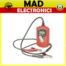 Battery  System Tester 12V DC Lead Acid Battery Tester with LCD Display