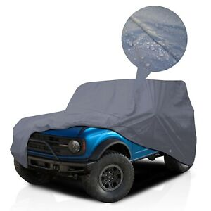 [PSD] Supreme Waterproof Full Car Cover for Jeep Willys 1940-1957 SUV 2-Door