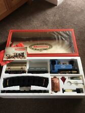 FANTASTIC COLLECTORS MAMOD SR1 LIVE STEAM TRAIN SET. UNUSED. IN ORIGINAL BOXES.