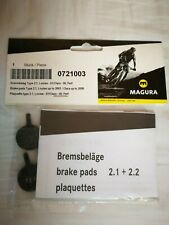 Magura disc brake pads Type 2.1/2.2 0721003