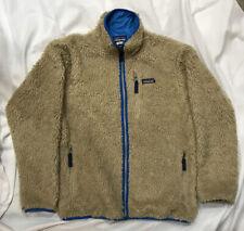 Vintage Patagonia Mens Medium Retro Fleece Sheep Jacket USA