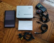READ! Sony Picture Station DPP-FP30 Compact Digital Photo Printer with Extras