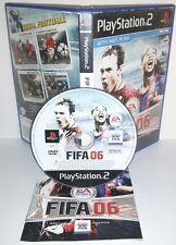 FIFA FOOTBALL 2006 06 6 - Playstation 2 Ps2 Play Station Gioco Game Sony