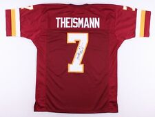 "Joe Theismann Signed Redskins Jersey Inscribed ""83 MVP "" (JSA COA)"