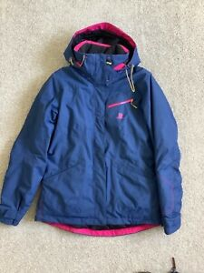 ladies Salomon ski jacket size large