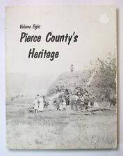 Pierce County Wisconsin Heritage Vol 8 Prescott Ellsworth WI Family History Book