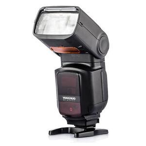 Yongnuo YN968EX-RT Flash Sync TTL with LED Light YN968EXRT YN968EX Canon T7I T6I