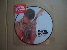 """DAVID BOWIE - BE MY WIFE - 7"""" PICTURE DISC - 40TH ANNIVERSARY EDITION - NEW"""