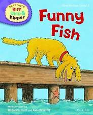 Oxford Reading Tree Book Read with Biff, Chip, and Kipper: Funny Fish