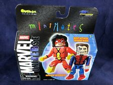 X2-12 MINIMATES ACTION FIGURES 2-PACK - BEAST & KITTY PRYDE - MARVEL UNIVERSE