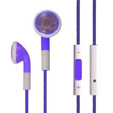 Handsfree Earphones with Mic & Volumn Control for iPhones & Smart Phones UK SELL