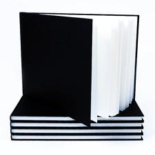 Black Cloth HB Sketchbooks LS