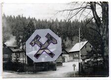 AK NIEDERPÖPEL FERIENLAGER Bergbau Zinnwald Altenberg Dresden Chemnitz Wismut