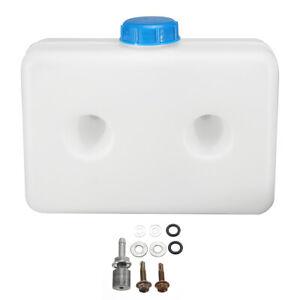 5L Fuel Oil Gasoline Tank Plastic For Car Truck Air Diesel Parking Heater AU