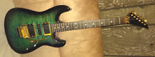 CHANDLER MIGHTY MITE QUALITY BUILD Electric Guitar w/ EMG's and Floyd Rose