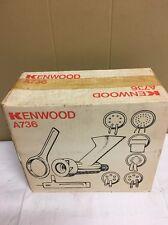 KENWOOD CHEF - Pasta Maker - A736 - (Fits A700, A701 & A701a) NEW