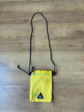 URBAN OUTFITTERS IETS FRANS MOBILE PHONE SMALL POUCH Bag Yellow 90's - NEW