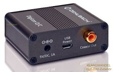 OEHLBACH Digicon O/C Digital optisch-elektrischer Audio Wandler Converter 6037