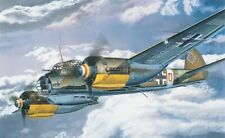 Dragon 5528 - 1/48 WWII Dt. Junkers Ju-88A-4 Schnell-Bomber - Neu