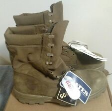 New E85502B BATES USMC TEMPERATE WEATHER GORTEX COMBAT BOOTS SIZE 14 R NIB