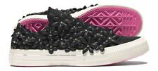 Converse PatBo W 7.5 Collector Black Floral Pink Chuck Taylor Sneakers shoes