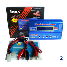 iMAX B6 RC CHARGER DIGITAL LCD LIPO NiMh VEHICLE CAR BATTERY BALANCE DISCHARGER