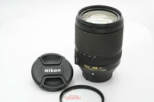 NIKON DX Zoom Nikkor 18-140 mm f/3.5-5.6 SWM AF-S VR DX ED G Objectivement