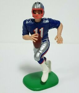DREW BLEDSOE New England Pats Kenner Starting Lineup SLU 1998 NFL Action Figure