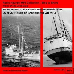 Pirate RADIO Hauraki (New Zealand) Volume One Listen in your Car
